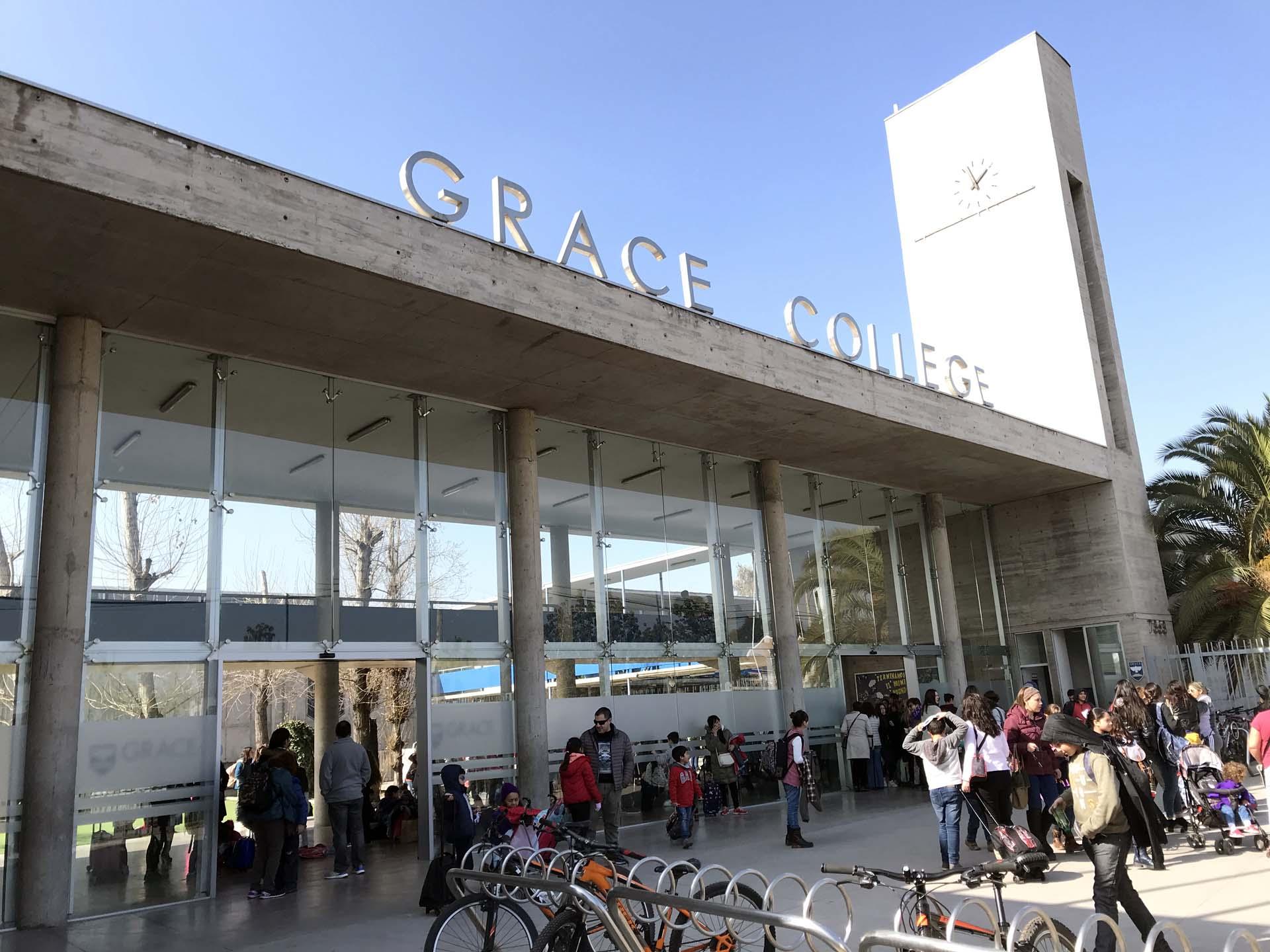 Nuevo frontis 2018 Grace College